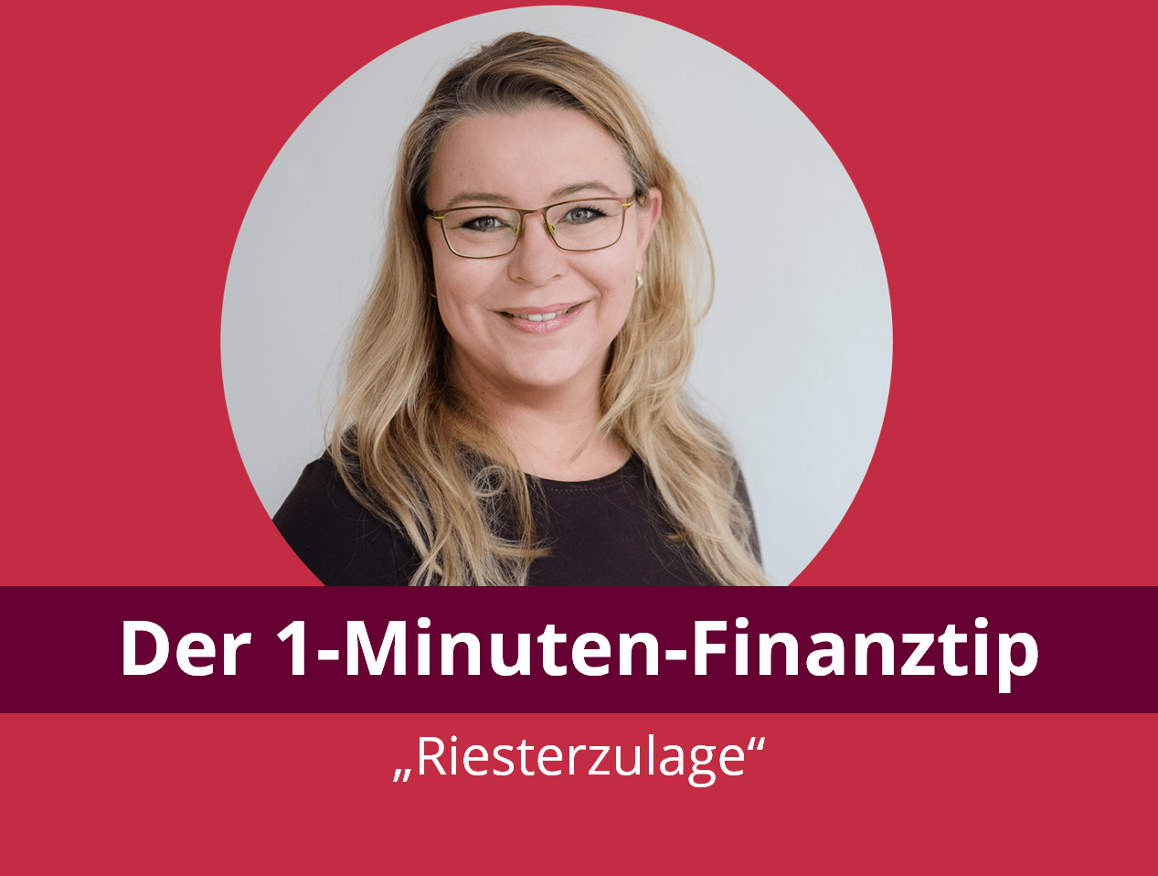 Riesterzulage