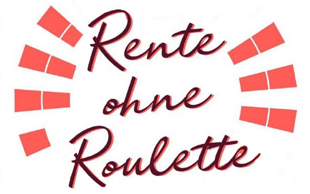 Rente ohne Roulette – Der Kurs: Warum es unbedingt diesen Kurs braucht